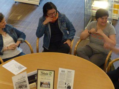 Wochenzeitung - Ansbach - Drei Jahrzehnte Literatur