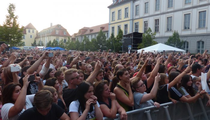 Ansbach Open 2018 Open Air