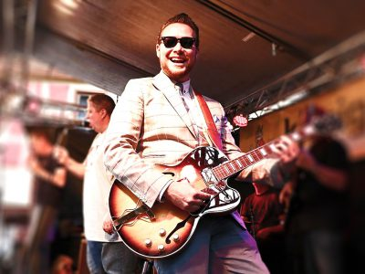 Gans & Blues – The Brenztown Blues Club lässt Stimmung steigen