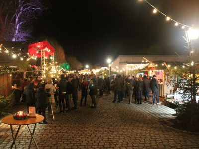 Oettingen, Christkindlesmarkt, Adventszeit