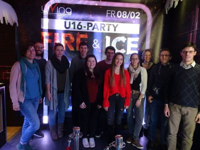 U-16, Party, Living, Nördlingen