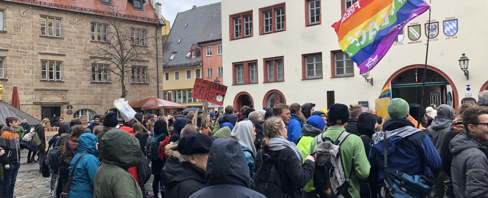 Fridays For Future Ansbach
