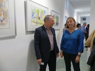Vernissage Caritas
