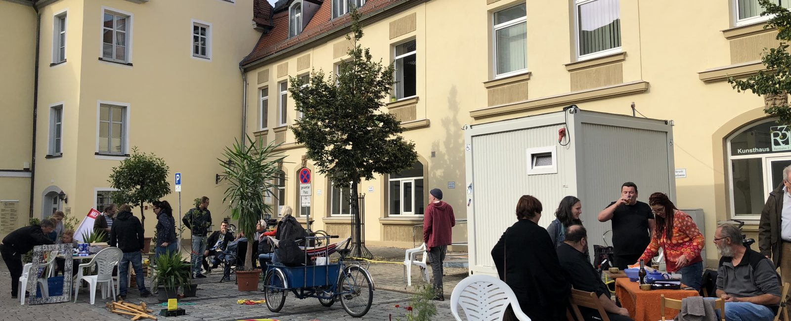 Parking Day Ansbach