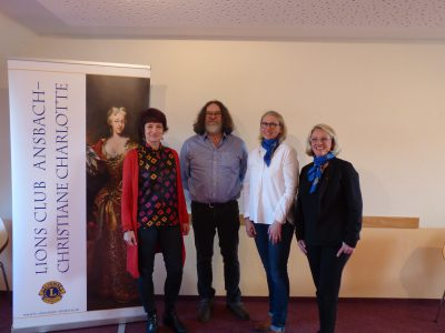 Lions Club Christiane Charlotte Domiziel E.v. Ansbach