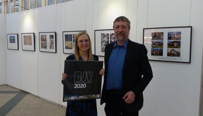 Pressefoto Ausstellung Ansbach