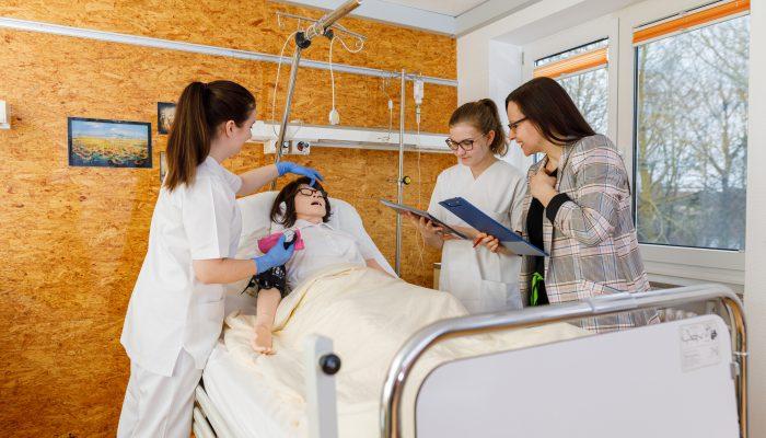 ANregiomed Krankenhaus Pflegeakademie