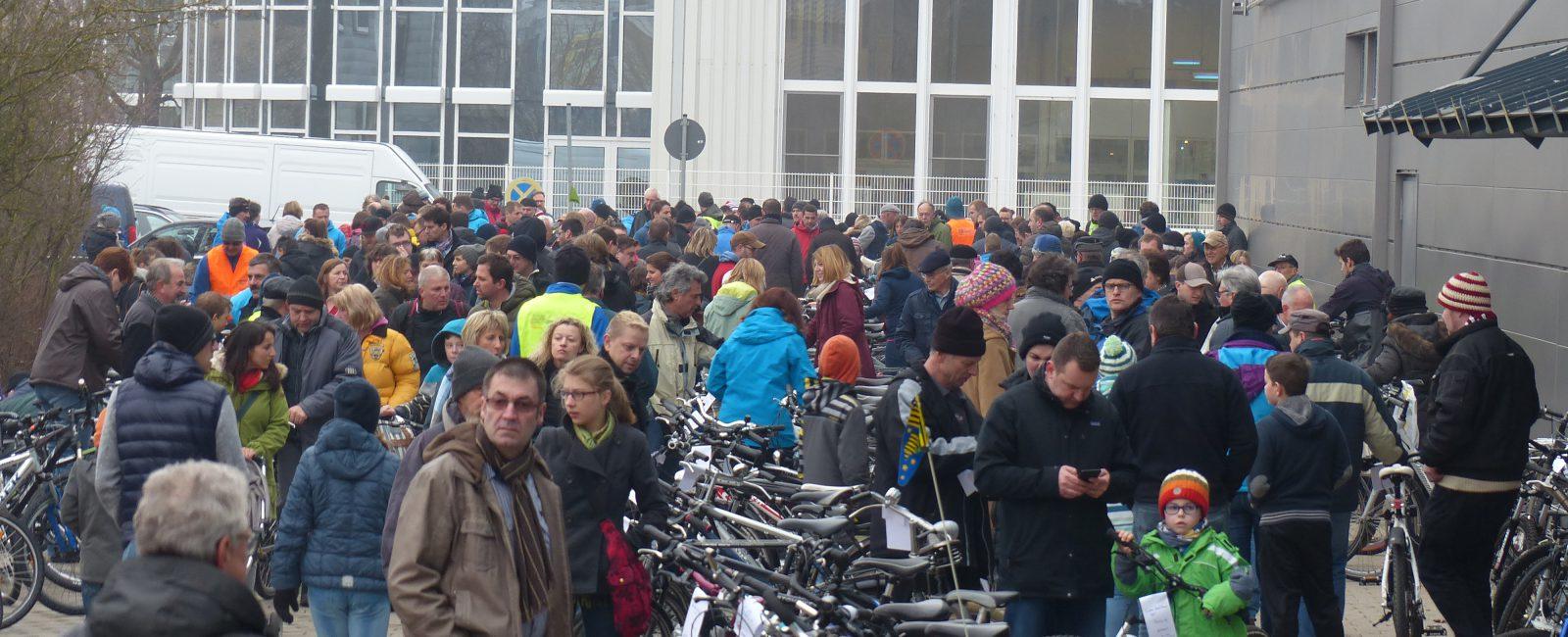 Fahrradbasar Ansbach