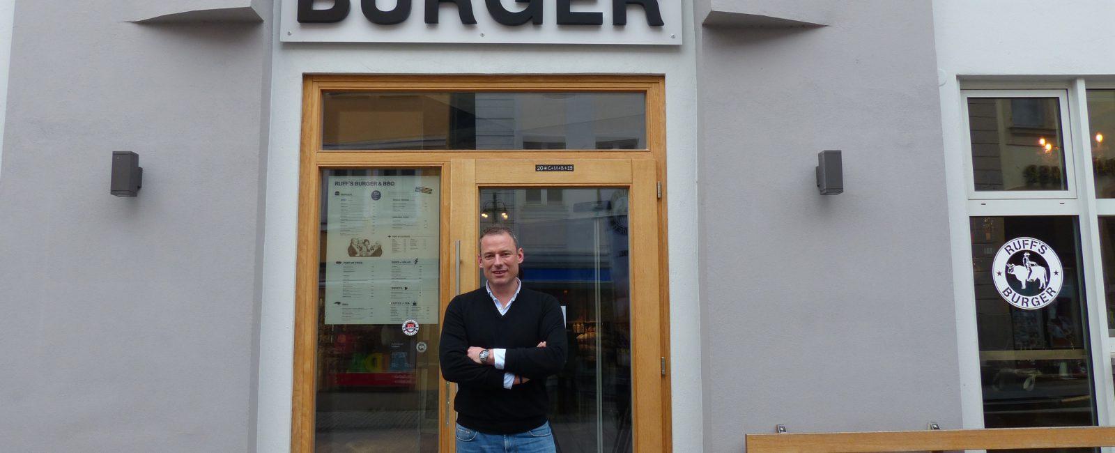 Ruffs Burger Ansbach