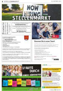 Stellenmarkt Ansbach 1